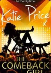 Okładka książki The Comeback Girl Katie Price