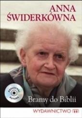 Okładka książki Bramy do Biblii Anna Świderkówna
