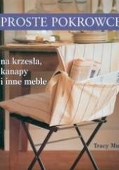 Okładka książki Proste pokrowce Tracy Munn