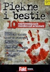 Okładka książki Piękne i bestie, czyli 10 najsłynniejszych morderczyń w historii Ignacy Barwiński