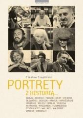 Okładka książki Portrety z historią Czesław Czapliński