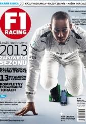 Okładka książki F1 Racing nr 3/2013 Redakcja magazynu F1 Racing