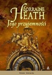 Okładka książki Jego przyjemności Lorraine Heath