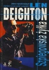 Okładka książki Szpiegowska żyłka Len Deighton