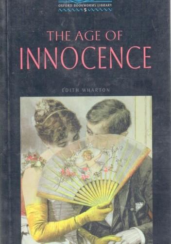 Okładka książki The Age of Innocence Edith Wharton