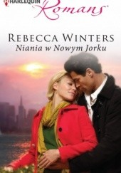 Okładka książki Niania w Nowym Jorku Rebecca Winters