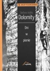 Okładka książki Dolomity. Dni w pionie Stefano Ardito