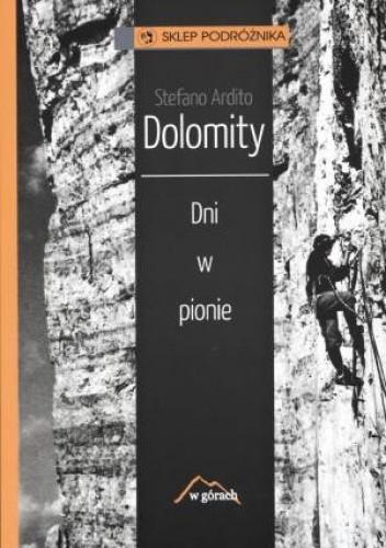 Okładka książki Dolomity. Dni w pionie