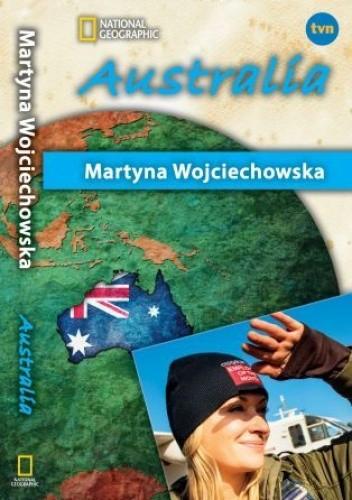 Okładka książki Australia Martyna Wojciechowska