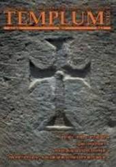 Okładka książki Templum Novum. Kanonada narodowego romantyzmu nr 13 praca zbiorowa,Mariusz Bechta