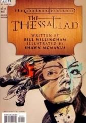 Okładka książki The Thessaliad Bill Willingham,Shawn McManus