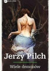 Okładka książki Wiele demonów Jerzy Pilch