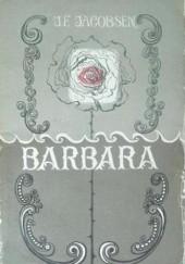Okładka książki Barbara Jørgen-Frantz Jacobsen
