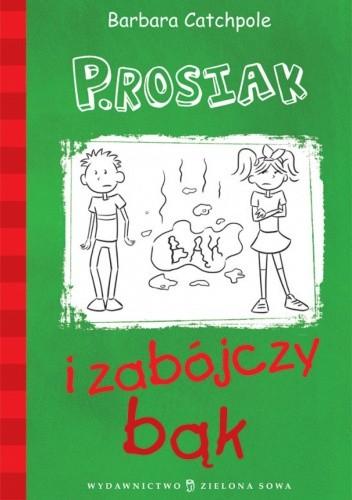 Okładka książki P.Rosiak i zabójczy bąk Barbara Catchpole