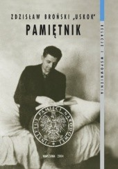 Okładka książki Pamiętnik (1941-maj 1949) Zdzisław Broński