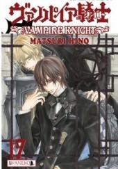 Okładka książki Vampire Knight tom 17 Hino Matsuri