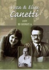 Okładka książki Listy do Georges'a Elias Canetti,Veza Canetti