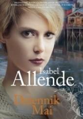 Okładka książki Dziennik Mai Isabel Allende