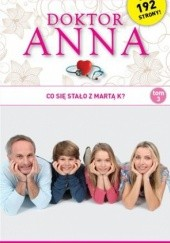 Okładka książki Co się stało z Martą K? Irene Anders