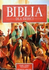 Okładka książki Biblia dla dzieci David Christie-Murray