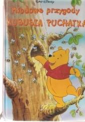 Okładka książki Miodowe przygody Kubusia Puchatka Walt Disney