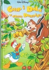 Okładka książki Chip i Dale w domu Donalda Walt Disney