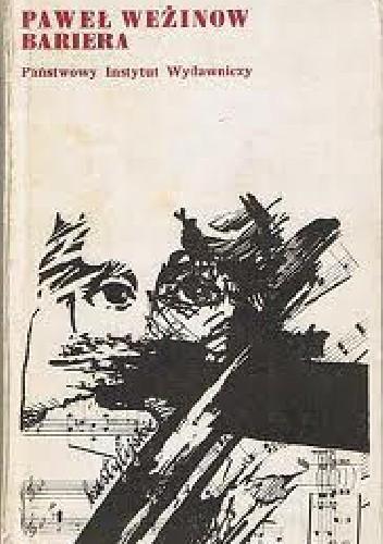 Okładka książki Bariera Paweł Weżinow