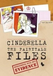 Okładka książki Cinderella The Fairytale Files Alan Durant