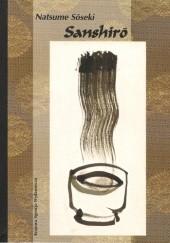 Okładka książki Sanshirō Sōseki Natsume