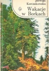 Okładka książki Wakacje w Borkach Jadwiga Korczakowska