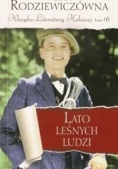 Okładka książki Lato leśnych ludzi Maria Rodziewiczówna