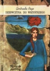Okładka książki Dziewczyna do wszystkiego