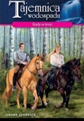Okładka książki Ślady w lesie Jorunn Johansen