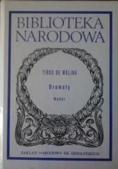Okładka książki Dramaty. Wybór Tirso de Molina