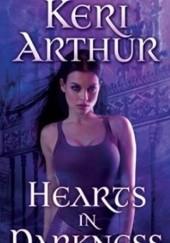 Okładka książki Hearts in Darkness Keri Arthur