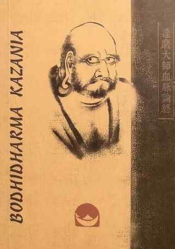 Okładka książki Kazania Bodhidharma