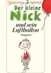 Okładka książki Der kleine Nick und sein Luftballon Jean-Jacques Sempé,René Goscinny