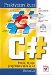 Okładka książki C#. Praktyczny kurs Marcin Lis