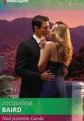 Okładka książki Nad jeziorem Garda Jacqueline Baird