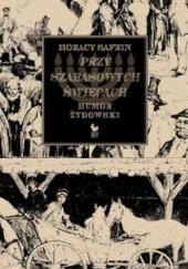 Okładka książki Przy szabasowych świecach. Humor żydowski Horacy Safrin