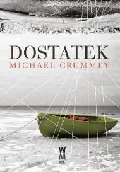 Okładka książki Dostatek Michael Crummey