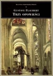 Okładka książki Trzy opowieści