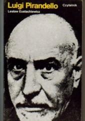 Okładka książki Luigi Pirandello Lesław Eustachiewicz