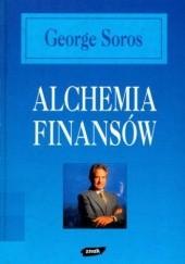 Okładka książki Alchemia finansów George Soros