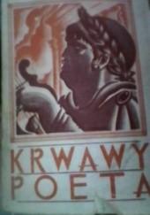 Okładka książki Krwawy poeta Dezső Kosztolányi