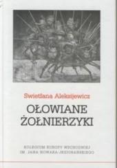 Okładka książki Ołowiane żołnierzyki