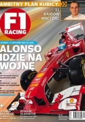 Okładka książki F1 racing nr 4/2013 Redakcja magazynu F1 Racing