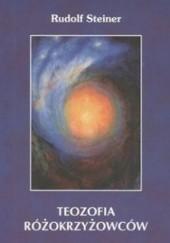 Okładka książki Teozofia Różokrzyżowców Rudolf Steiner