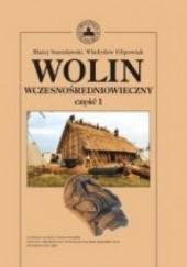 Okładka książki Wolin wczesnośredniowieczny, część 1
