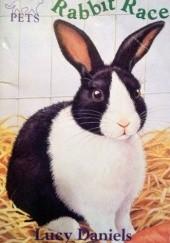 Okładka książki Rabbit race Lucy Daniels
